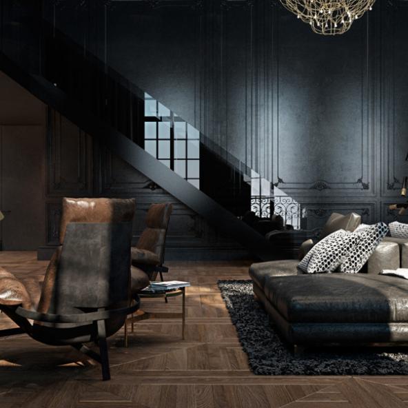 Paris Apartment Design Projects Статьи